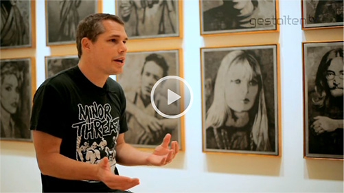 Shepard Fairey - Gestalten TV Video