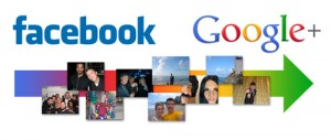 Move Photos from Facebook to Google Plus
