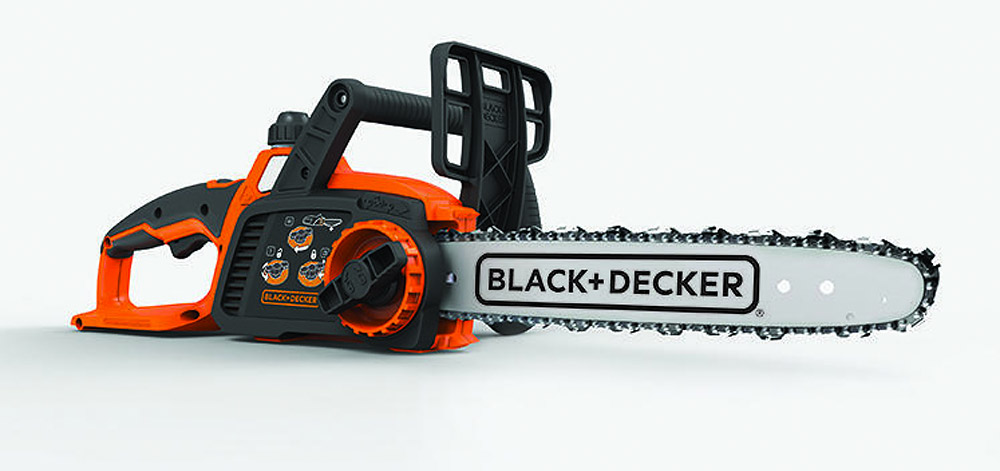 Will the New Black and Decker Logo Elevate the Battered Brand?
