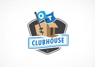OT Clubhouse Logo Design