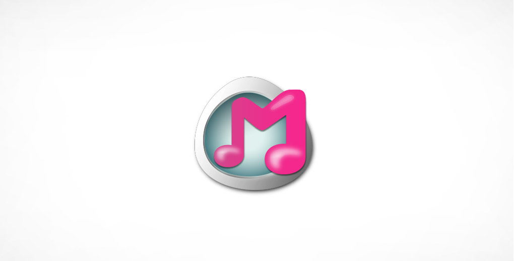 T-Mobile Music Hub Logo and App Icon Design