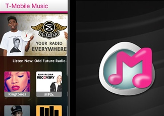 T-Mobile Music Hub – Android