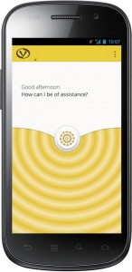 Voice Box Android App UX Voice Prompt
