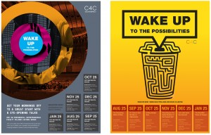 University of Washington – C4C Event Posters
