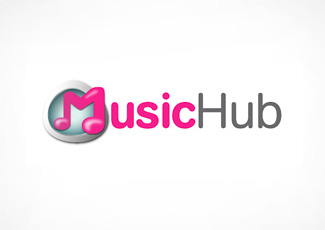 T-Mobile Music Hub Logo and App Icon