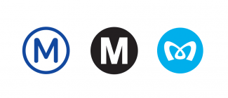 The Metro Logo—Infinite Design Possibilities