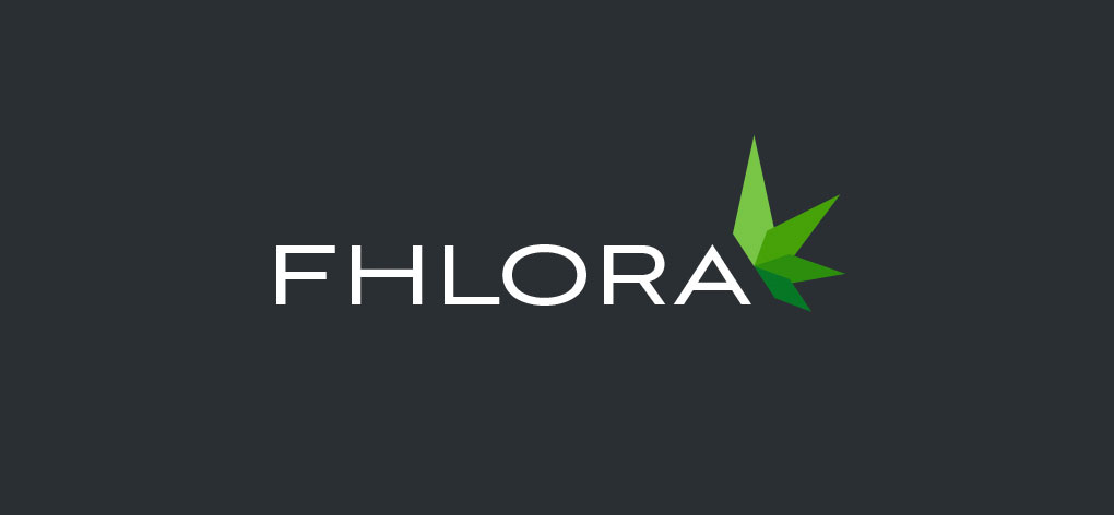 Fhlora Logo Design For A Cannabis Company Pixelube Interiors Inside Ideas Interiors design about Everything [magnanprojects.com]